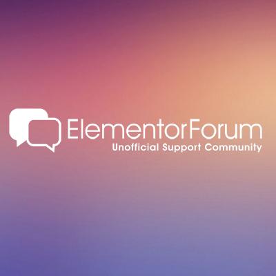 elementorforum.com